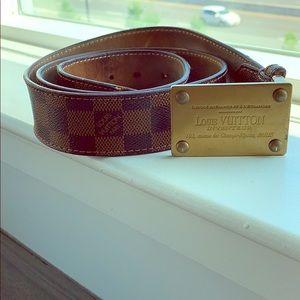 Louis Vuitton (Men's) Belt